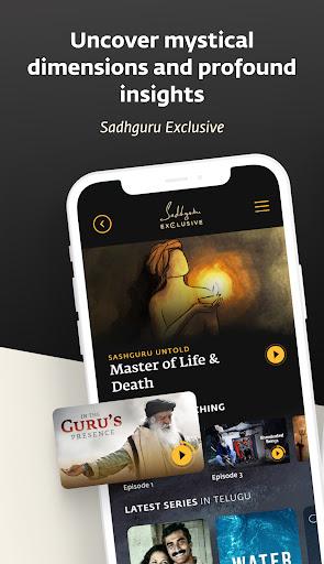 Sadhguru - Yoga, Meditation & Spirituality screenshot 7