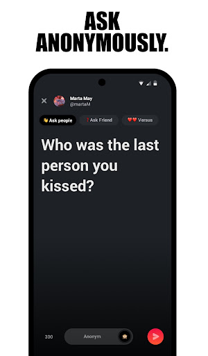 ASKfm -匿名で質問してね screenshot 2
