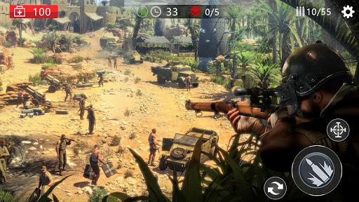Sniper 3D Shooter- Free Gun Shooting Game screenshot 5