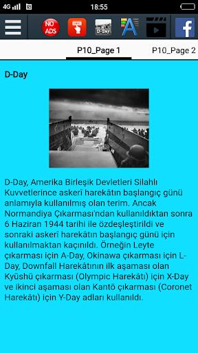 D-Day tarihi screenshot 2