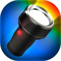 Đèn pin - Color Flashlight LED on 9Apps