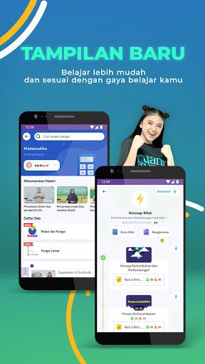 Ruangguru: Belajar & Bimbel Online SD SMP SMA UTBK screenshot 1