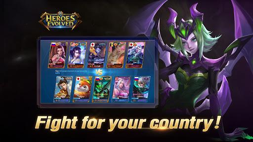 Heroes Evolved 2 تصوير الشاشة
