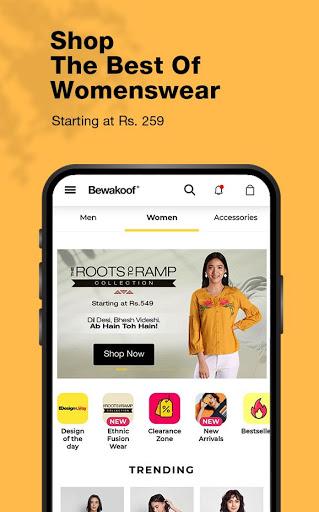 Bewakoof - Online Shopping App for Men & Women screenshot 4