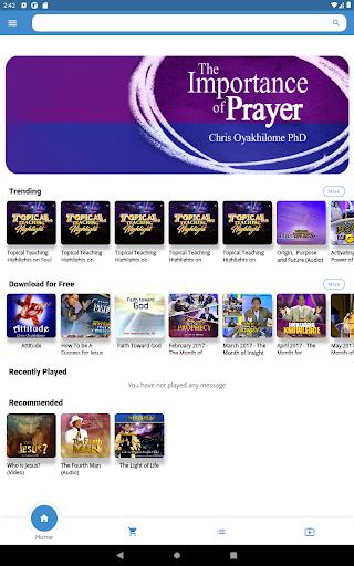 Pastor Chris Digital Library screenshot 7