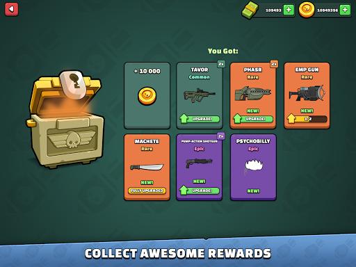 Mini Militia - Doodle Army 2 screenshot 12
