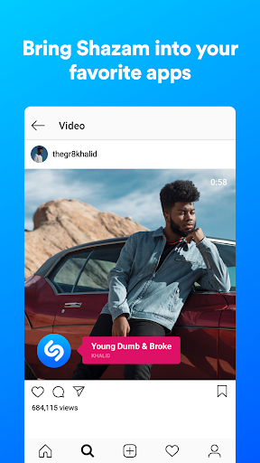 Shazam: Discover songs & lyrics in seconds screenshot 5