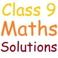 Class 9 Maths Solutions