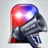 شرطة صفارة إنذار on 9Apps