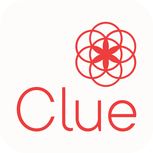 Period Tracker Clue: Cycle & Ovulation Calendar icon