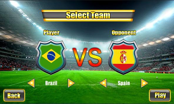 Soccer World Cup 2014 screenshot 5