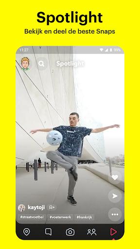 Snapchat screenshot 5