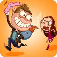 Troll Robber: Puzzle Game on 9Apps