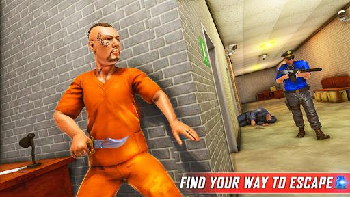 Grand US Police Prison Escape Game screenshot 4