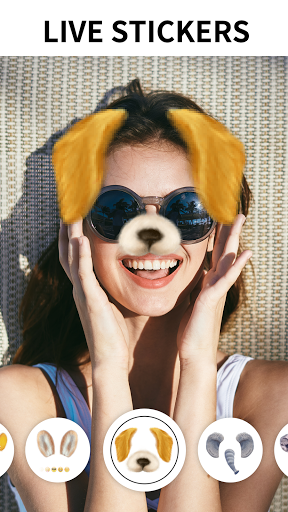 Sweet Snap Camera -Beauty Selfie Plus, Face Filter screenshot 1