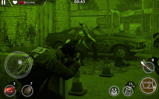 Left to Survive: Survival. Last State of the Dead screenshot 12