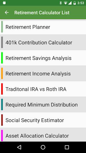 Financial Calculators screenshot 6