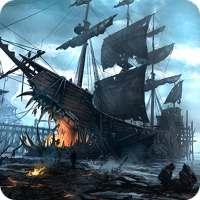 Ships of Battle - Age of Pirates - Warship Battle on APKTom
