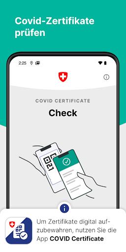 COVID Certificate Check screenshot 1