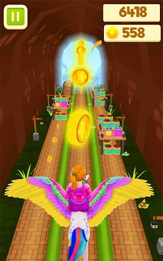 Royal Princess Island Run : Endless Running Game screenshot 2