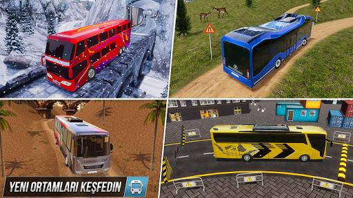 Sürüş Otobüs Park Etme Oyunu 2020: Otobüs oyunları screenshot 6