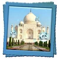 Taj Mahal Live Wallpaper on 9Apps