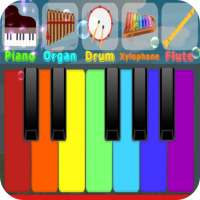 Kids Piano on 9Apps