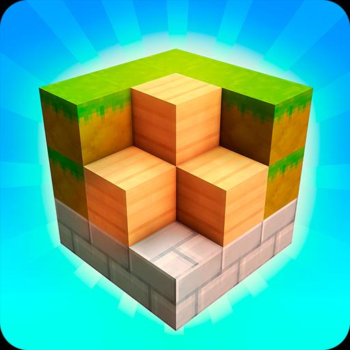 Block Craft 3D: จำลอง การ สร้าง icon