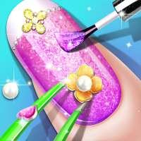 Princess Nail Makeup Salon on 9Apps