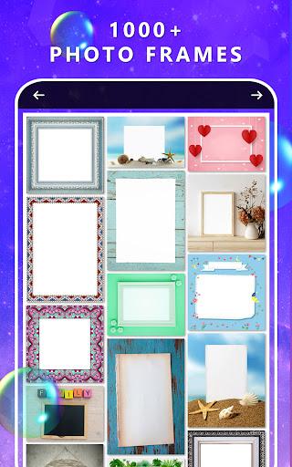 Walang limitasyong Photo Frames screenshot 9