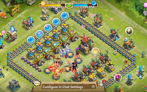 Castle Clash: Guild Royale screenshot 6