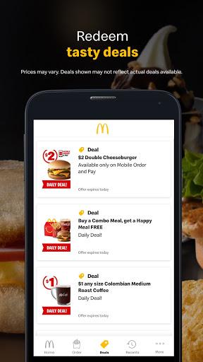 McDonald's screenshot 4