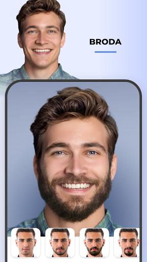 FaceApp – Edytor twarzy i aplikacja upiększająca screenshot 5