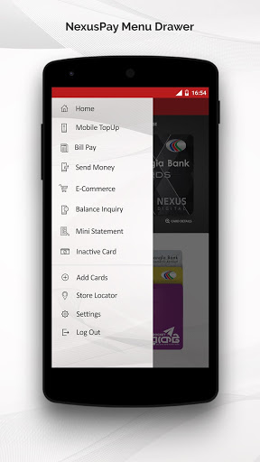 NexusPay स्क्रीनशॉट 1