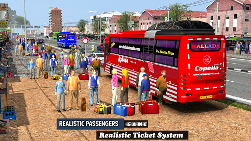 publiczny autobus transport symulator trener gra screenshot 5