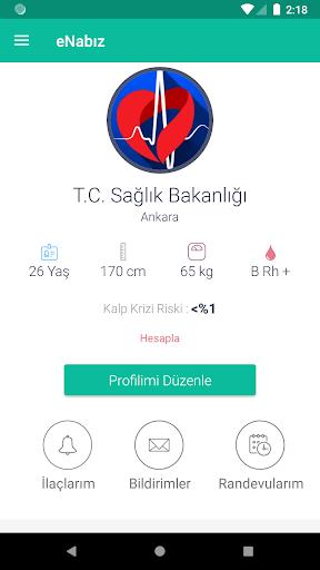 e-Nabız screenshot 1