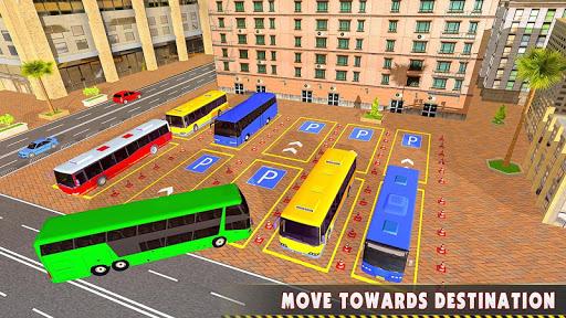 echt Bus Parken 3d screenshot 4
