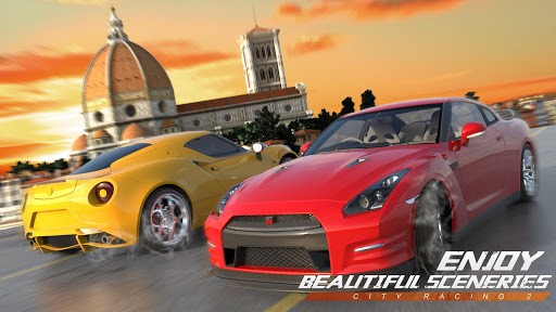 City Racing 2: 3D Fun Epic Car Action Racing Game screenshot 4