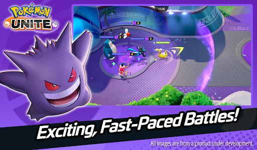 Pokémon UNITE screenshot 7