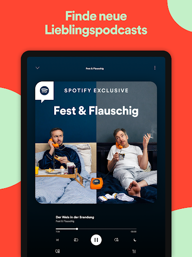 Spotify: Musik und Podcasts screenshot 12