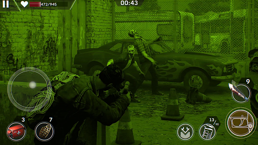 Left to Survive: Survival. Last State of the Dead screenshot 4