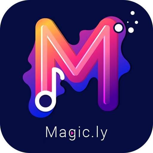 Magic.ly™ - Magic Video Maker & Video Editor