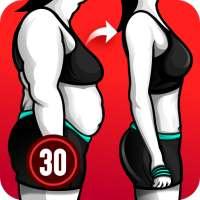 Schudnij z aplikacją dla kobiet - ćwiczenia w domu on 9Apps