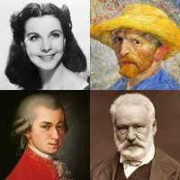 Famous People - History Quiz about Great Persons on 9Apps
