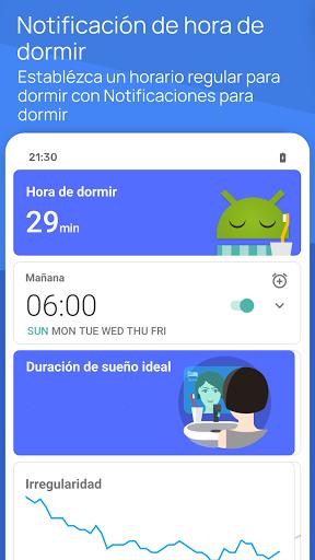 Sleep as Android: Monitoreo de ciclos de sueño screenshot 4