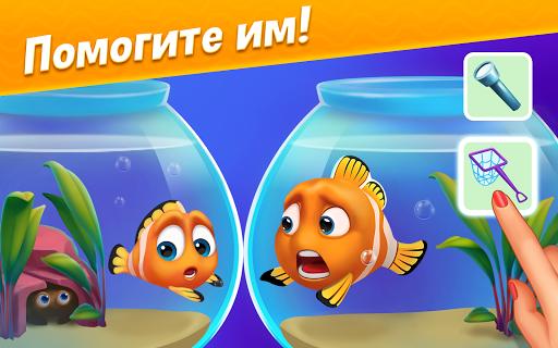 Fishdom скриншот 1