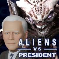 Aliens vs President IV on 9Apps