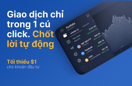 IQ Option môi giới: giao dịch trực tuyến screenshot 2