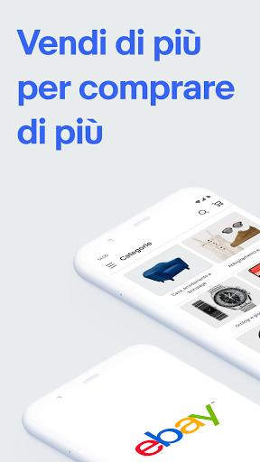 eBay - shopping moda, elettronica, casa e giardino screenshot 1