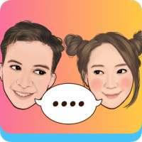MojiPop - My personal Emoji Maker on 9Apps